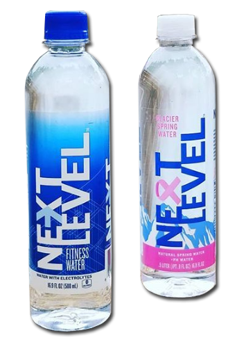 NEXT LEVEL FITNESS WATER – Water With Electrolytes